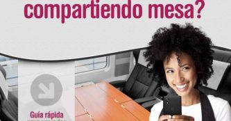 ¿Es la primera vez que vas a compartir un billete con la tarifa Mesa para viajar en AVE?