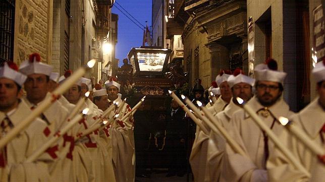 penitentes Toledo.