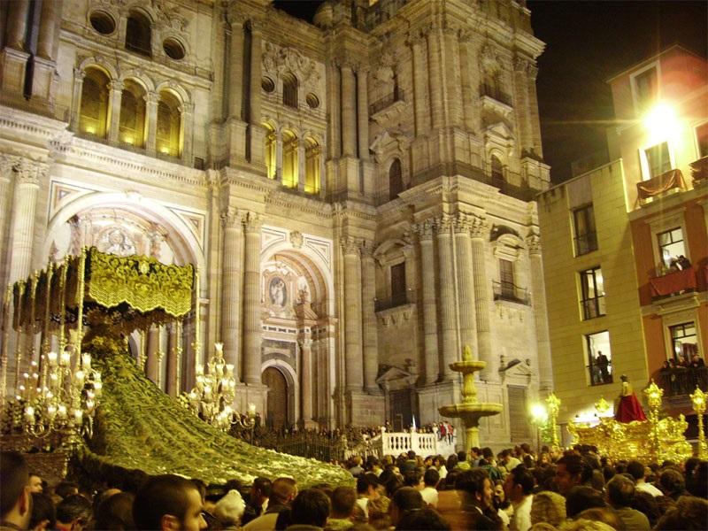 catedral Málaga.