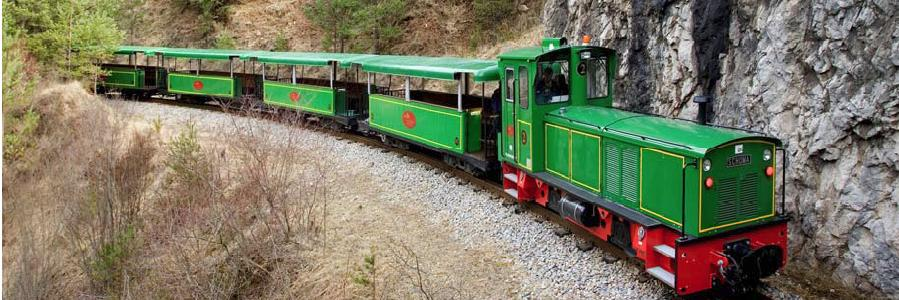 Tren del Ciment.