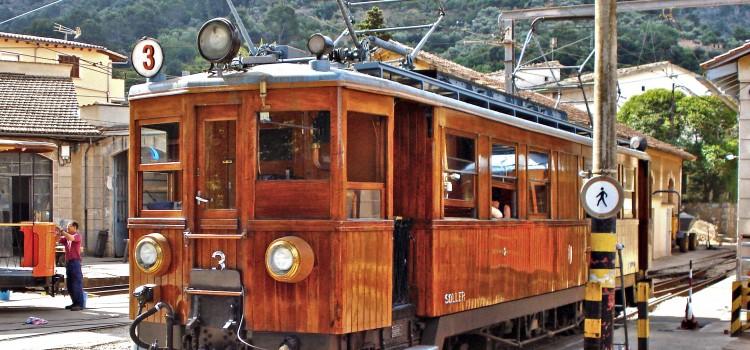 Tren del Soller.