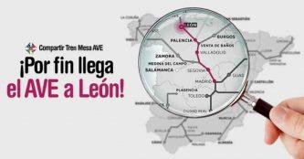 Viaja en AVE a León por 20€
