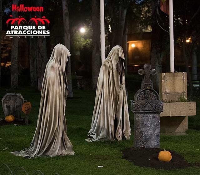 Halloween en el Parque de Atracciones