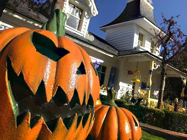 Parque Warner en Halloween