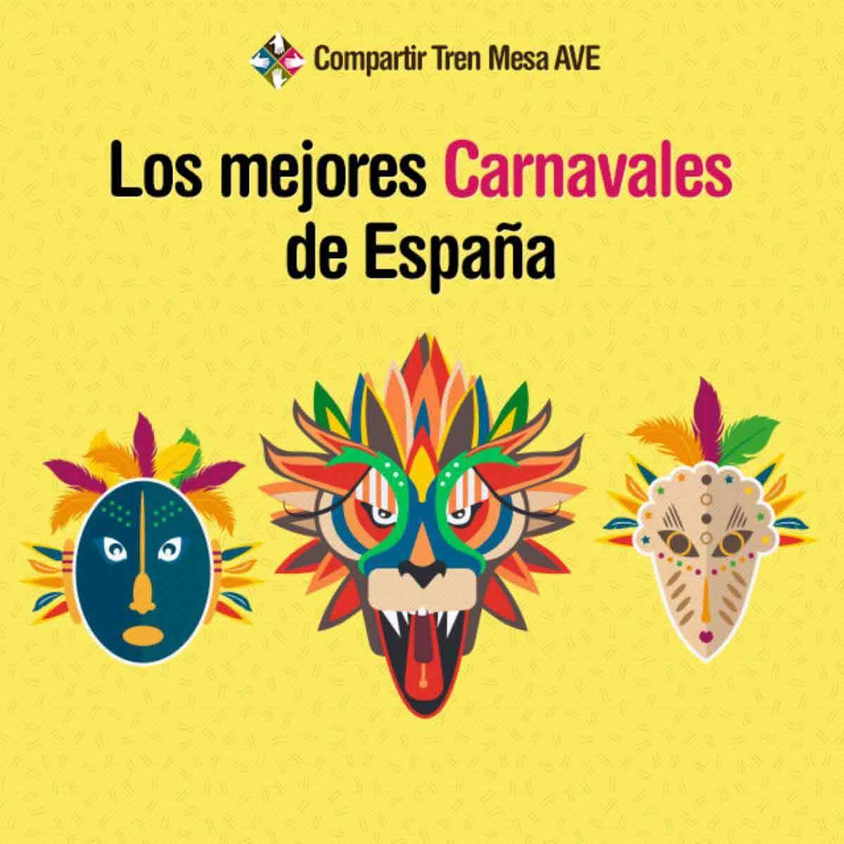 El Carnaval de Cádiz y el Badajoz, entre los mejores de España