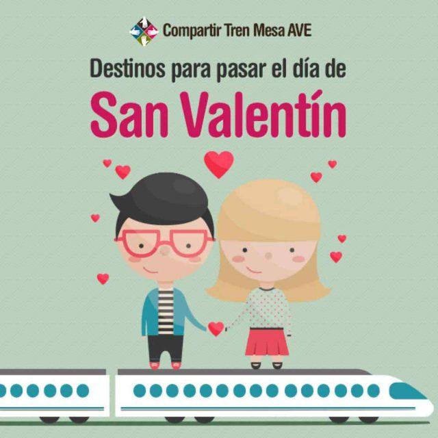 Los destinos más románticos para pasar el día de San Valentín