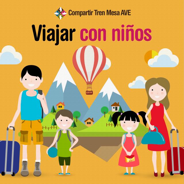 Cinco destinos de España para viajar con niños