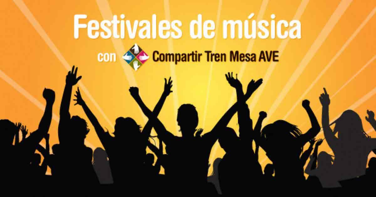 Los mejores festivales de música de España en verano