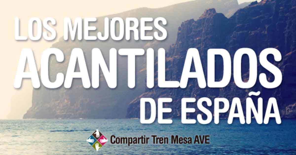 Los acantilados más impresionantes de España