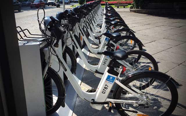 Entre las mejores ciudades para montar en bicicleta se encuentra Madrid