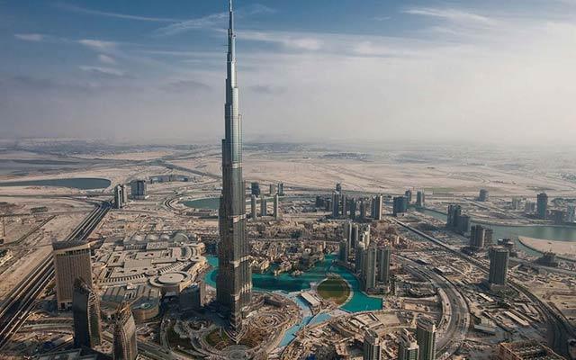 Los cinco edificios más altos del mundo que te darán dolor de cuello