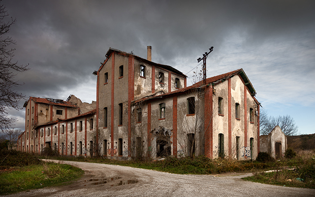 Aserradero de Ekai, Navarra