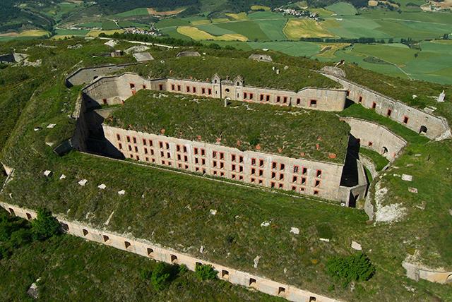 Fuerte de San Cristóbal, Navarra