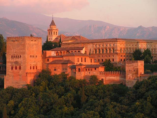 donde ver atardeceres bonitos en Espana