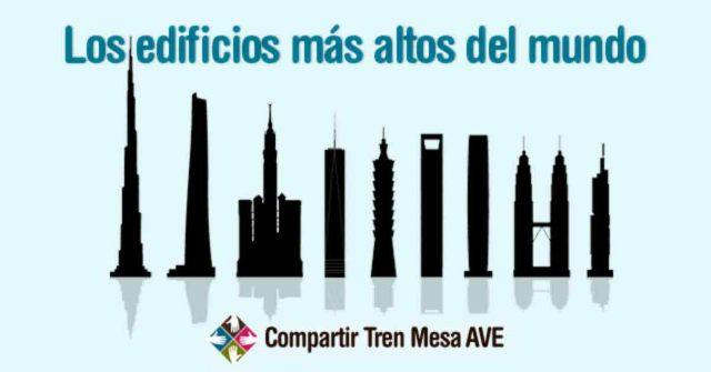 Los cinco edificios más altos del mundo que te darán dolor de cuello 2