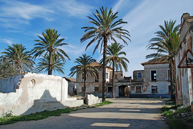 Poblado de Sancti Petri, Chiclana, Cádiz