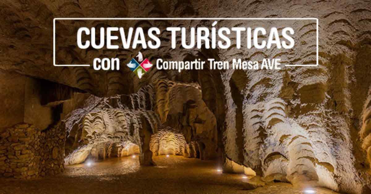 Las cuevas del Soplao, de Altamira y de Nerja,