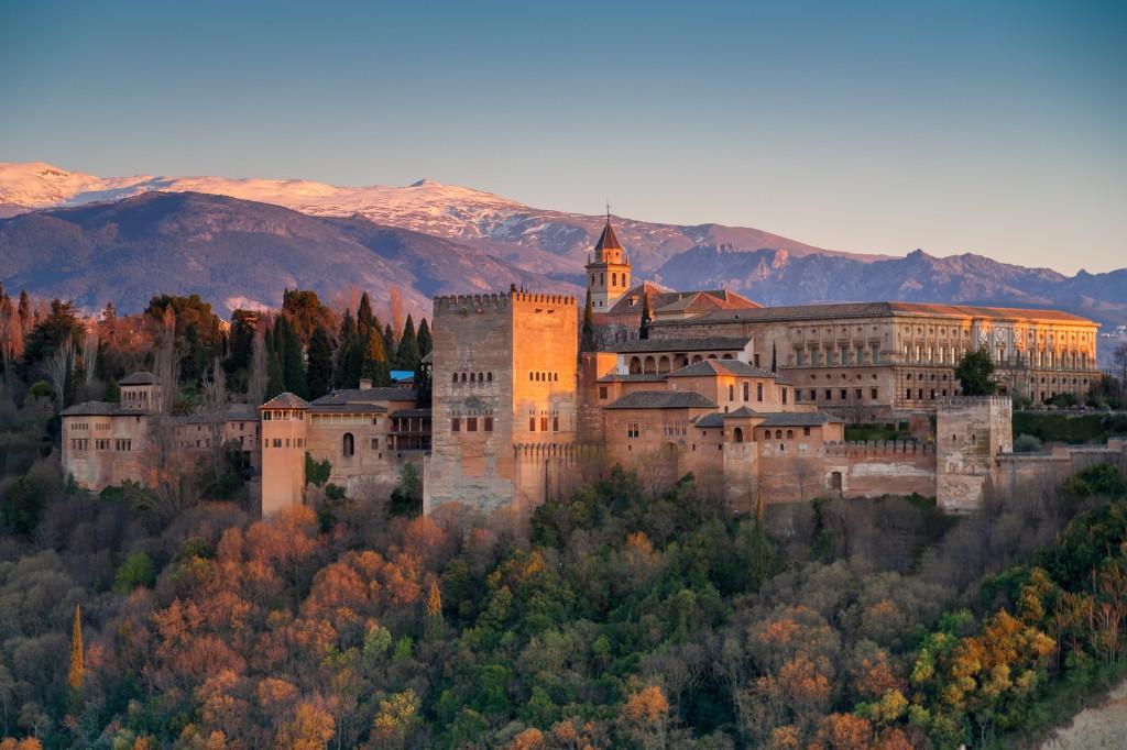 Granada en Andalucía