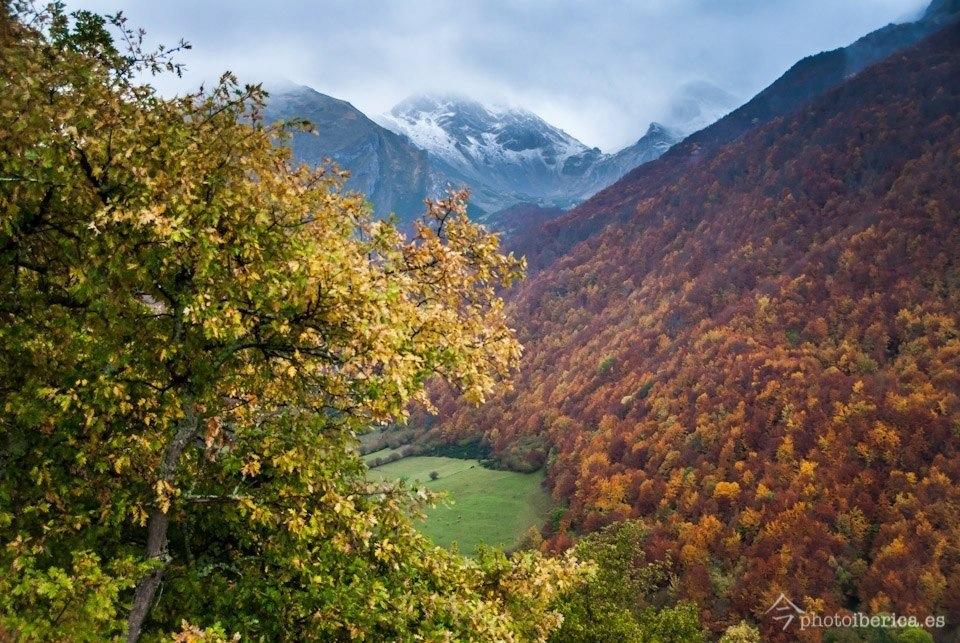 El Parque Natural de Somiedo en Asturias
