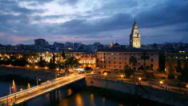 Murcia para visitar en invierno en España