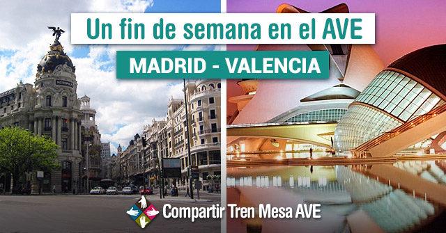 Qué ver en Valencia un fin de semana en tu escapada en tren AVE