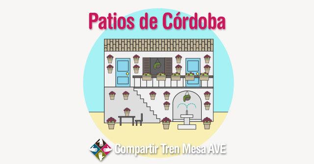 Las mejores rutas de la gran Fiesta de los Patios de Córdoba