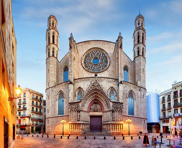 Cu l es el casco antiguo m s bonito de espa a - Casco antiguo de barcelona ...