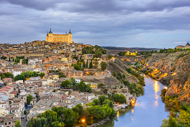 Casco antiguo Toledo