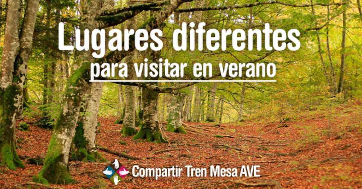 28 lugares para visitar en España [8 en verano, 12 en otoño y 8 en invierno]