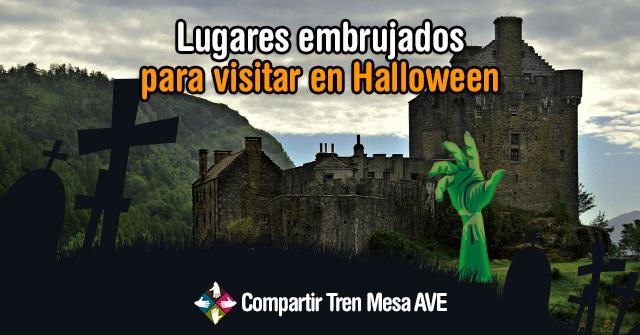 10 lugares encantados para visitar en la noche de Halloween