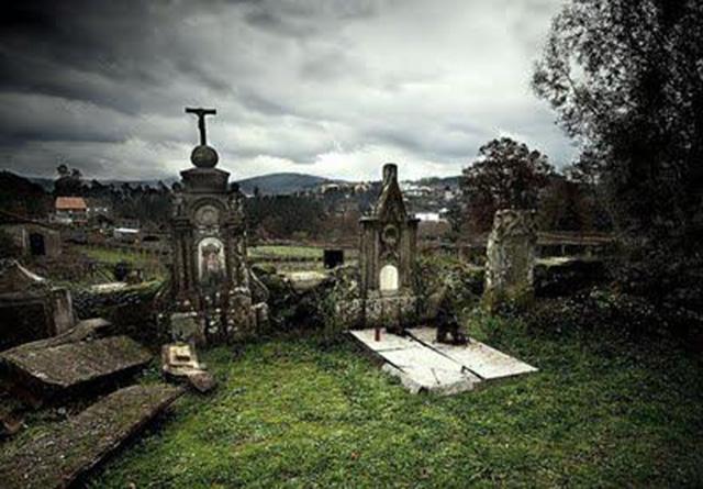 Cementerio Mondariz, Pontevedra