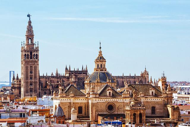 La Catedral de Sevilla y la Giralda