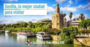 Sevilla, la mejor ciudad del mundo para visitar en 2019