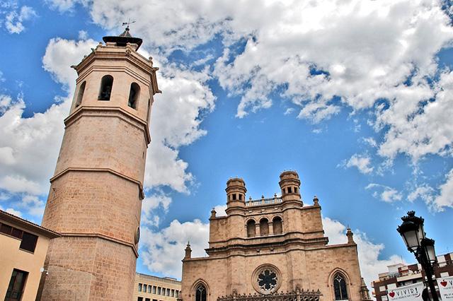 El Fadrí, hay que ver en Castellón
