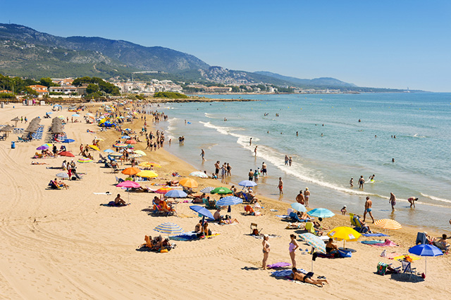 playa castellon
