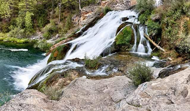 El Parque Natural del Alto Tajo está en Guadalajara