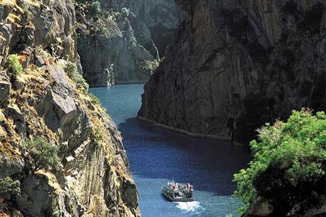 Parque Natural de Arribes del Duero en Castilla y León