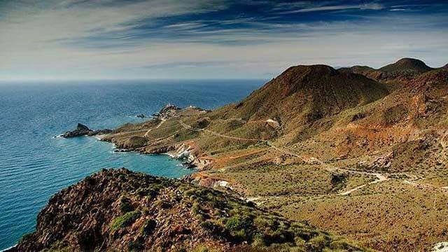 Parque Natural Cabo de Gata-Níjar (Almería), de los mejores parques naturales de España