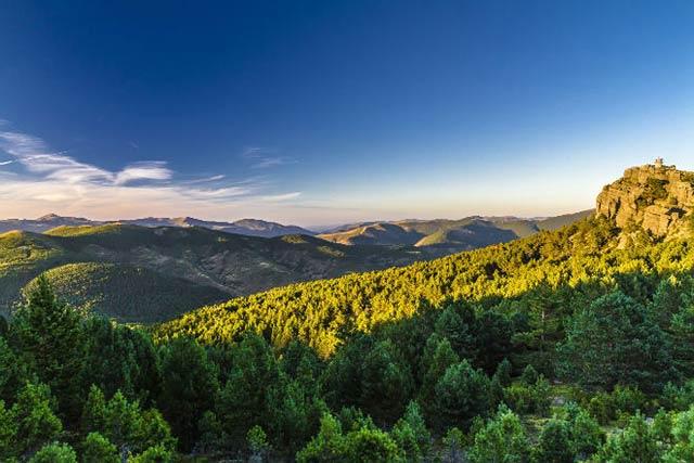 Sierra de Cebollera, entre los 20 mejores parques naturales de España