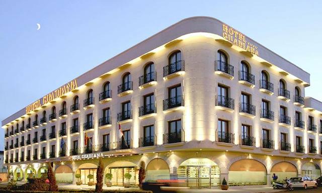 Qué ver en Ciudad Real: Hotel Guadiana