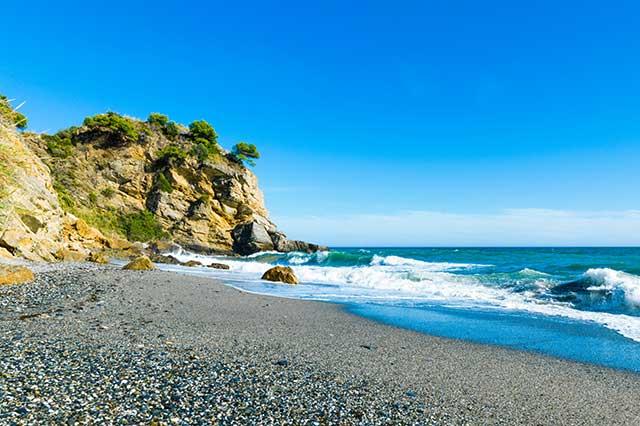 Las-mejores-playas-de-Málaga