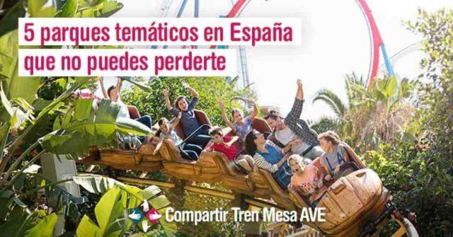 5-parques-temáticos-en-España-que-no-puedes-perderte