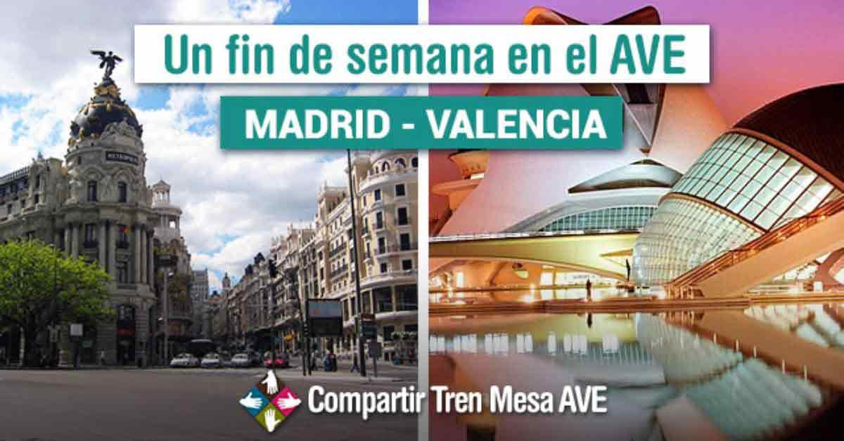 Qué ver en Valencia un fin de semana [Escapada FALLAS tren AVE]