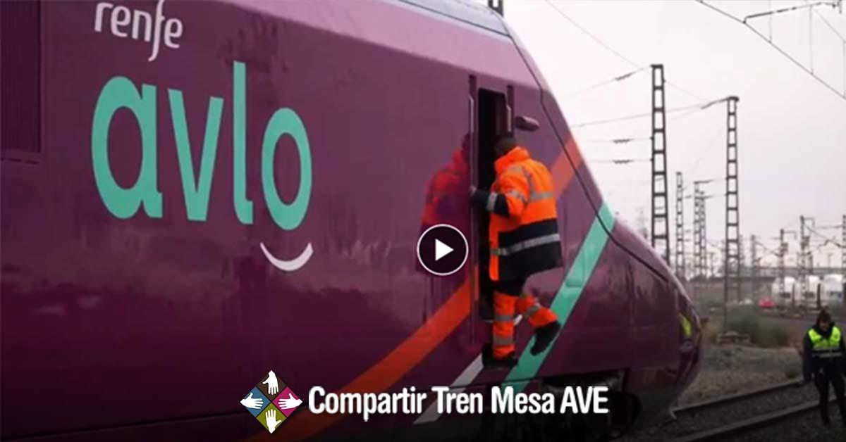 AVLO, el AVE 'low cost' de Renfe