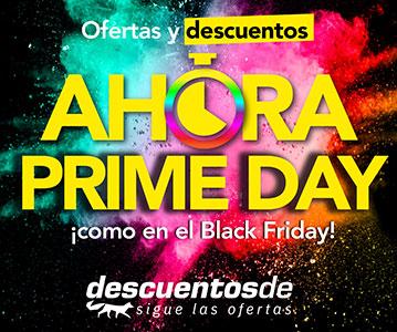 DescuentosDe ofertas del Prime Day
