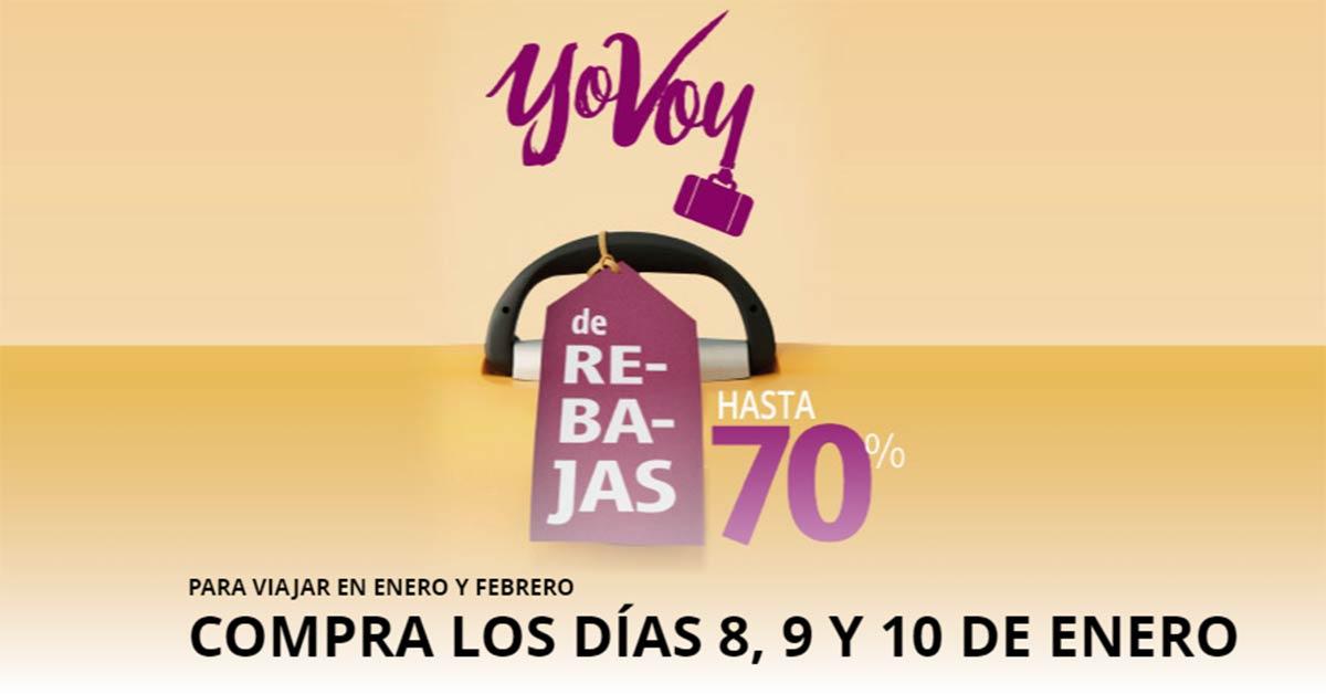 YoVoy de Rebajas